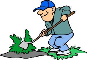 Gemeinschaftsarbeit Garten 248-286